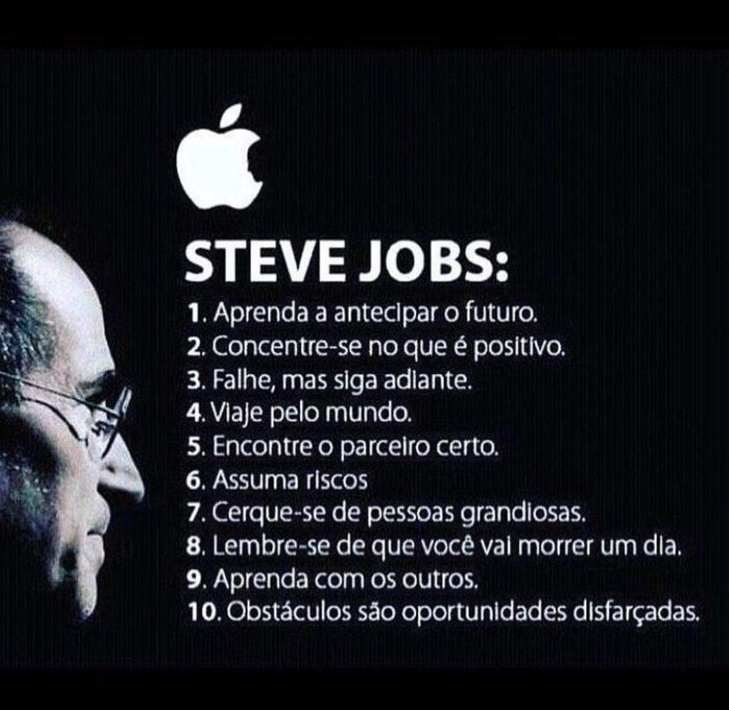 O legado deixado por Steve Jobs