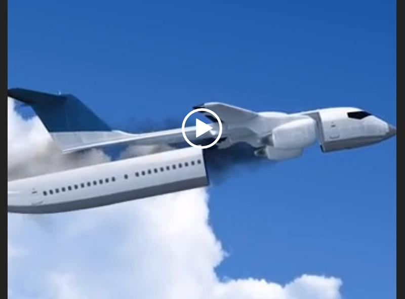 Tecnologia promete acabar com 99.9% dos desastres aéreos