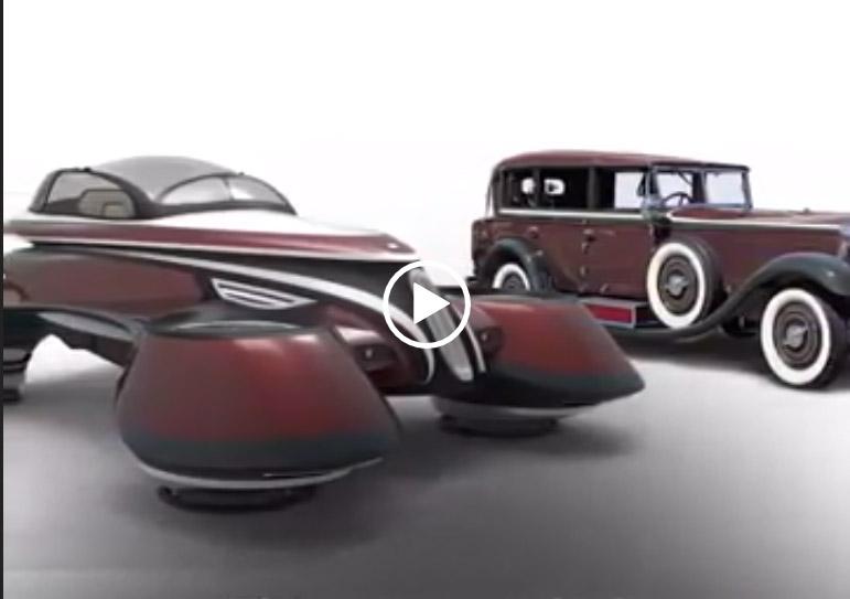 Indústria automobilística se prepara para o maior salto da sua história...