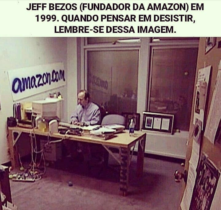 Jeff Bezos - Amazon.com