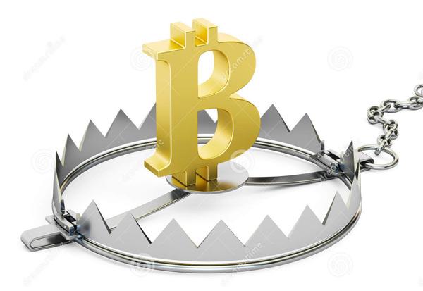 Bitcoin despenca novamente e fica abaixo dos US$ 6 mil