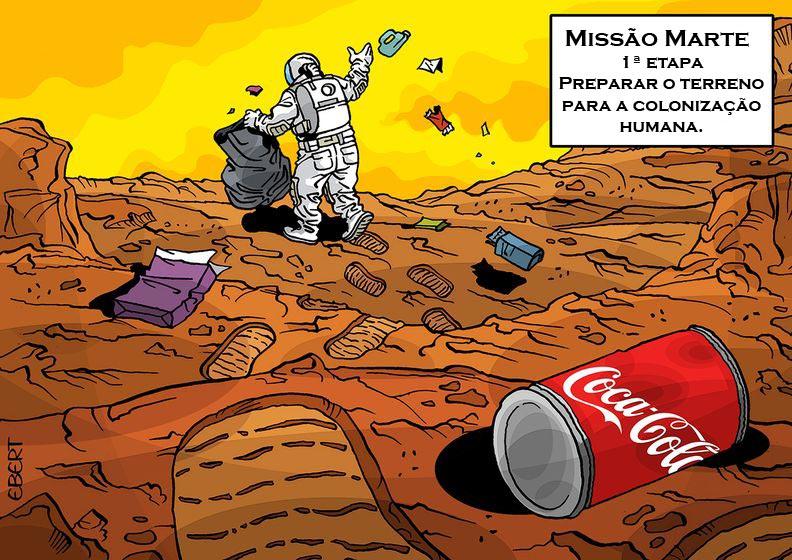Colonização em Marte