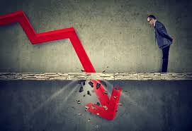 Bitcoin despenca 70% seis meses após atingir pico de US$ 20 mil