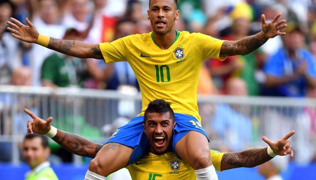 Neymar é excluído da lista dos dez melhores do mundo