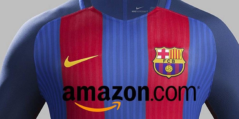 Amazon começa a vender roupas e artigos esportivos no Brasil