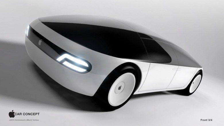 Carro da Apple poderá ser lançado em 2023