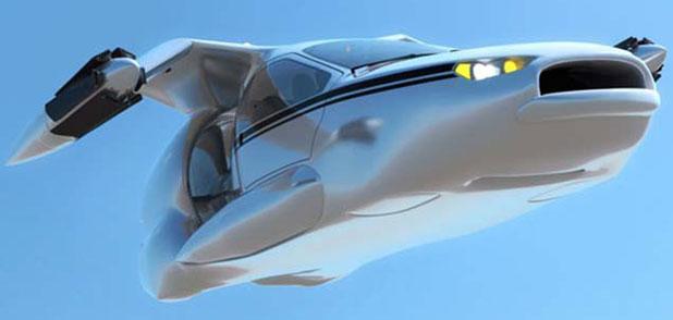 Google vai investir em carros voadores