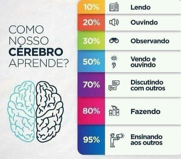 Como nosso cérebro aprende