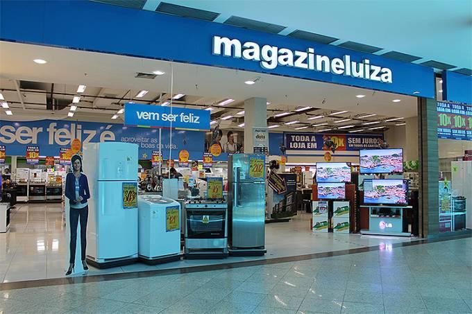 Magazine Luiza implanta sistema de retirada de produtos em duas horas