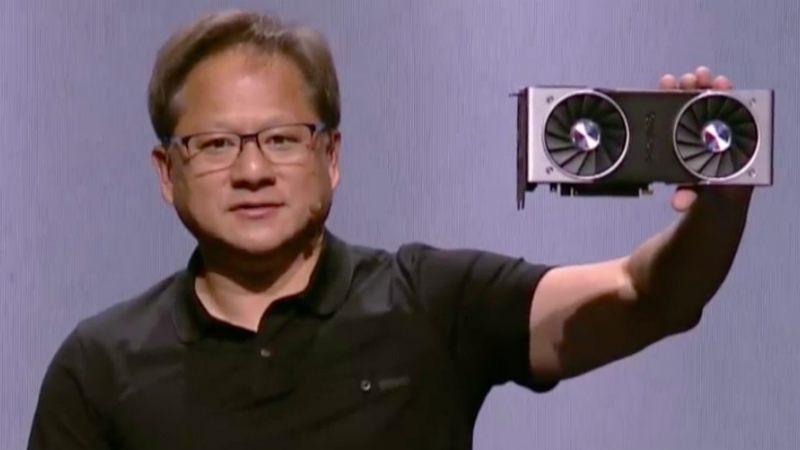 Nvidia anuncia novas placas de vídeo RTX