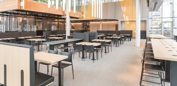 As novas lojas da McDonald's imitam a Apple Store