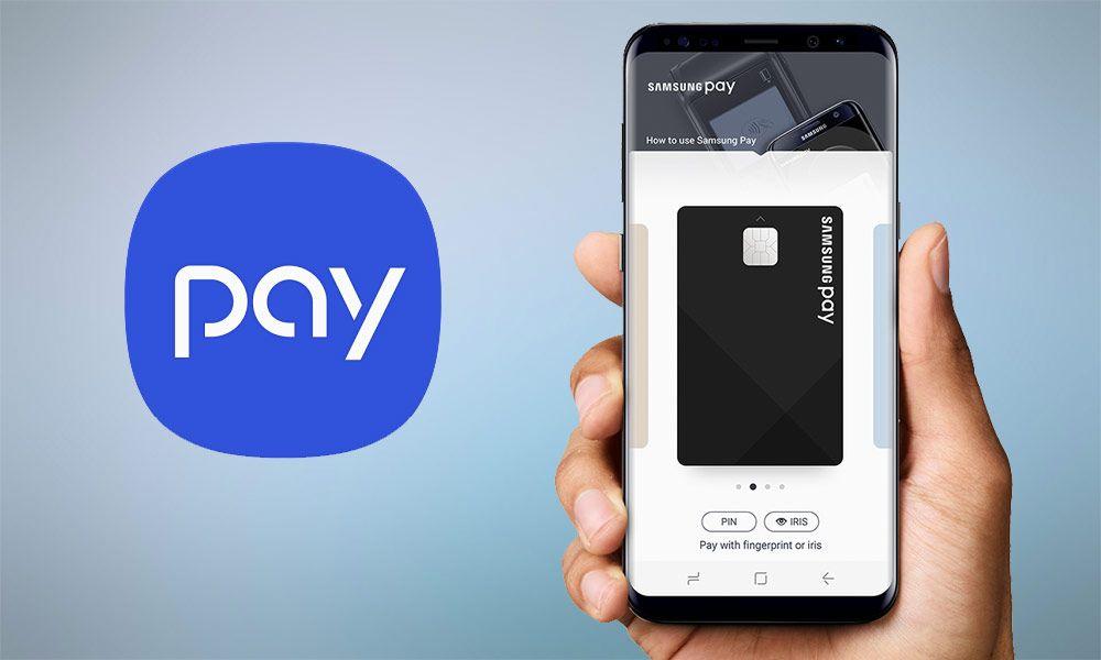 Os PAYs em questão  - Samsung Pay, Apple Pay e Google Pay