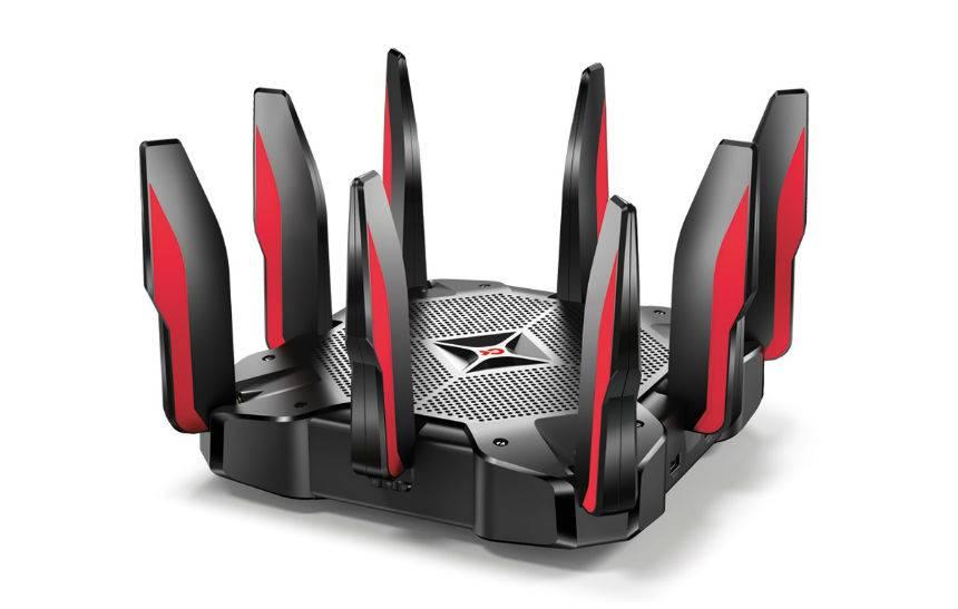 Roteador gamer da TP-Link atinge velocidade Wi-Fi de até 5,4 Gbps
