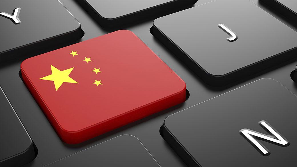 China fecha mais de 4 mil sites e contas on-line