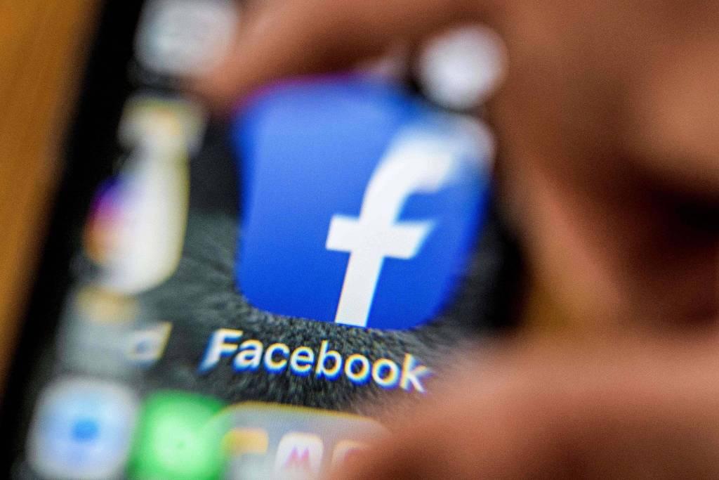 Facebook remove contas no Brasil por propagação de conteúdo não orgânico