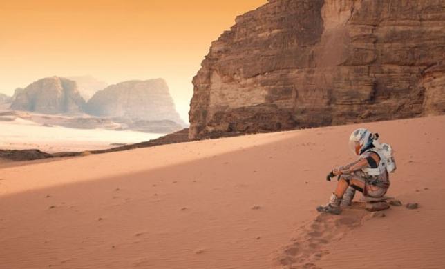 Marte da SpaceX