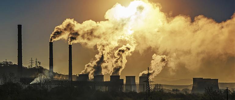 Poluição do ar é debate no mundo inteiro