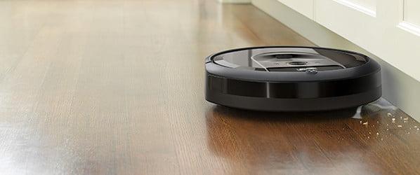 Robô aspirador de pó ganha inteligência artificial