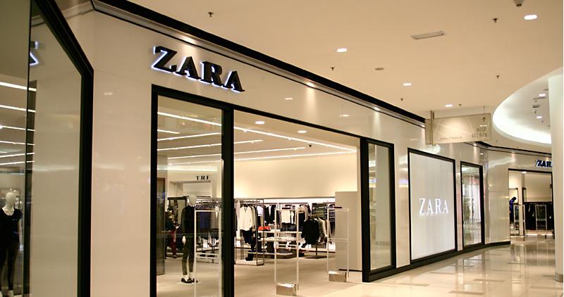 Zara testa novas formas de fazer você gastar mais dinheiro