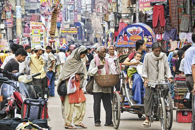 A Índia será a terceira maior economia do mundo