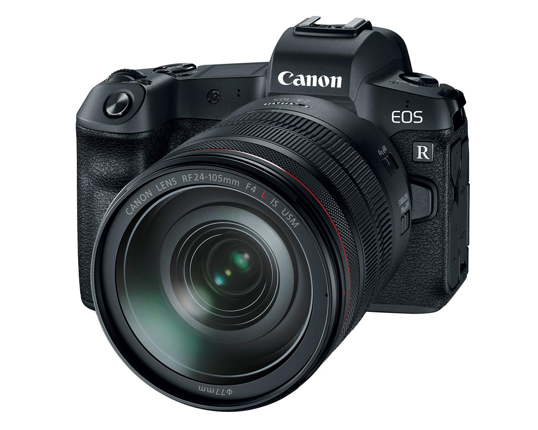 Canon lança EOS R