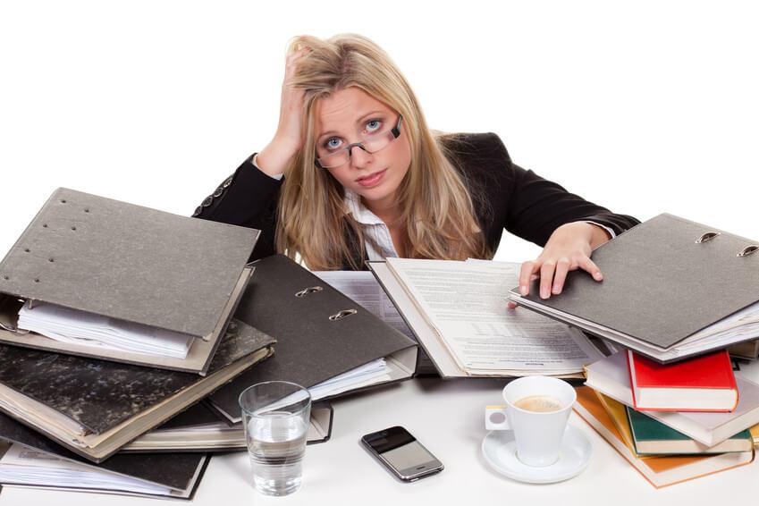 Trabalhar demais prejudica a carreira