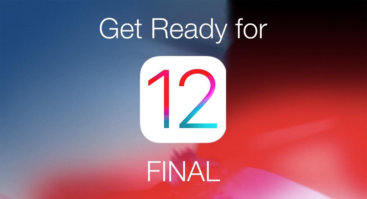 Apple liberou o iOS 12