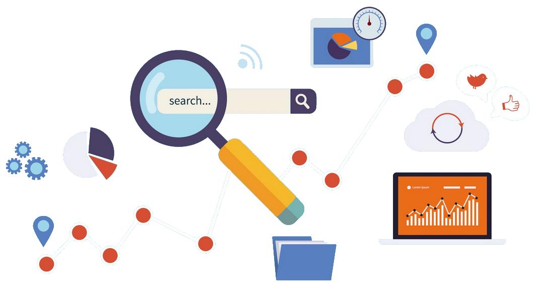 Como funciona um mecanismo de buscas