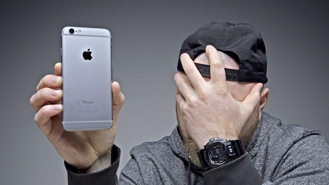 O mercado de iPhones está saturado