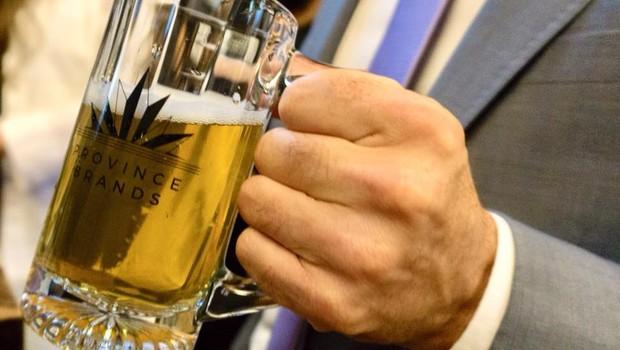 Mercado de bebidas à base de maconha pode chegar a US$ 600 milhões