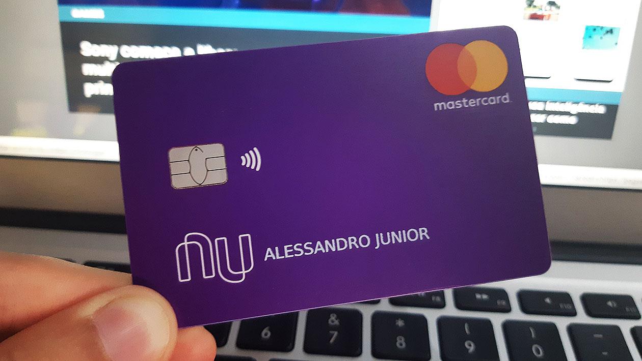 Novo cartão do Nubank vai permitir pagar sem tocar na maquininha