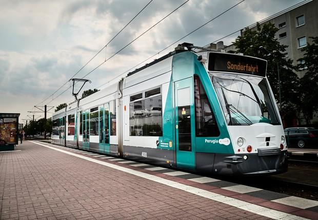 Siemens lança primeiro bonde autônomo do mundo na Alemanha