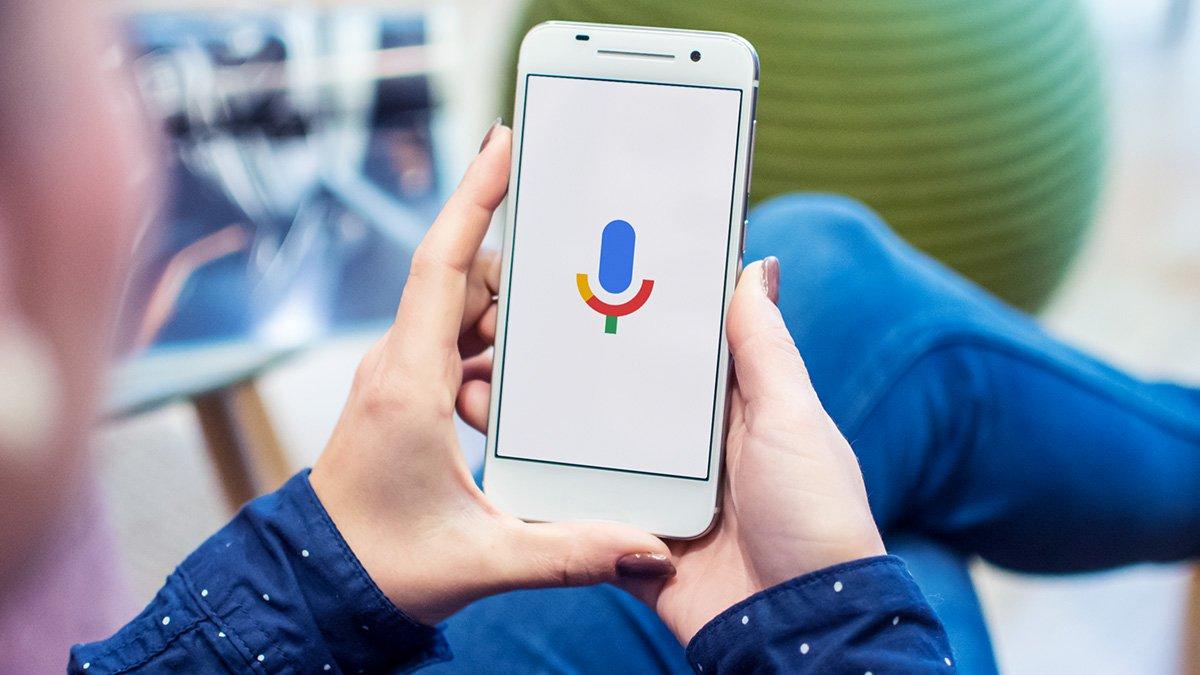 O maior desafio do Google é a voz