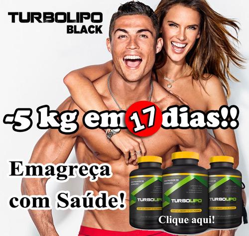 Perca peso de forma rápida e saudável - Turbolipo