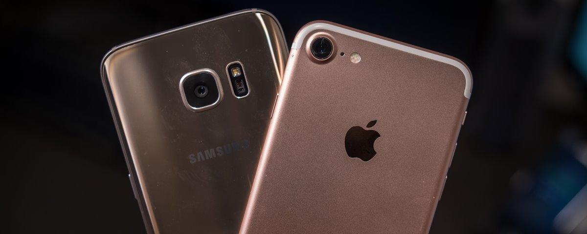 Apple e Samsung recebem multa milionária por deixar celulares mais lentos