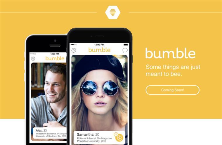 Bumble quer abrir capital para se tornar maior que o Tinder
