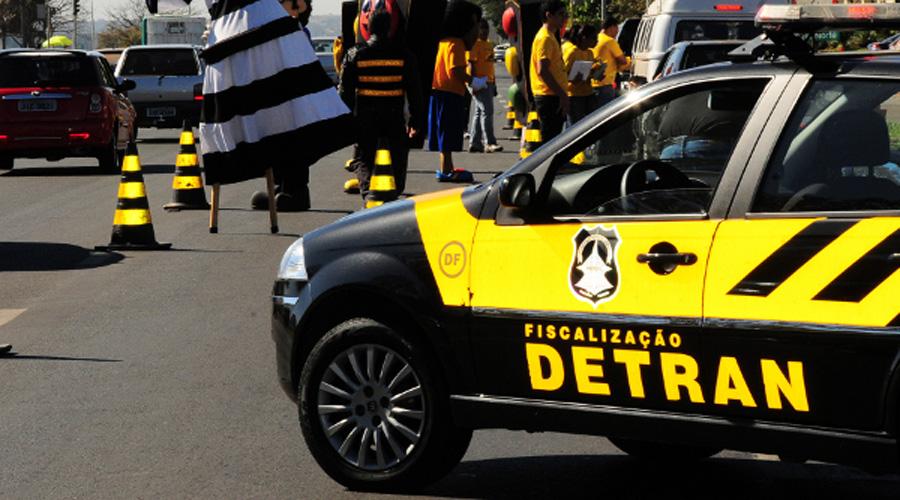 Fiscalização Denatran - Aplicativo vai auxiliar na fiscalização de motoristas e veículos