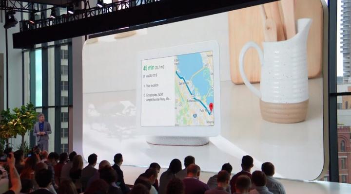 Google Home Hub a nova aposta do Google