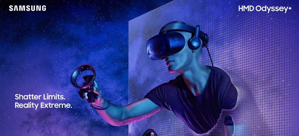 Samsung anuncia novos óculos de realidade virtual para Windows 10