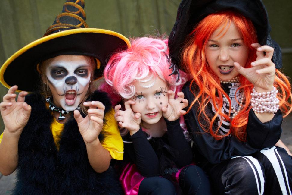 A história do Halloween
