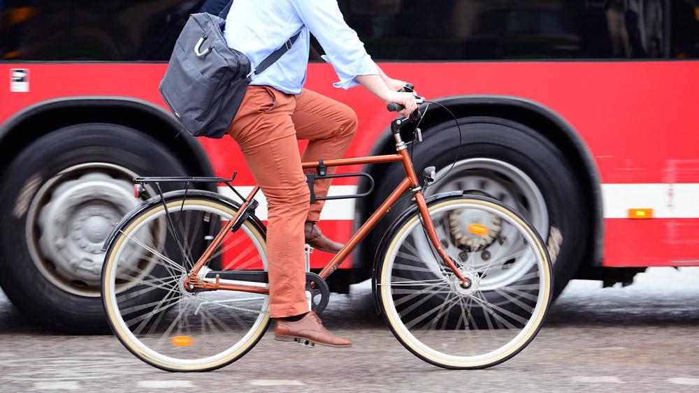 Governo vai estimular uso de bicicletas no Brasil