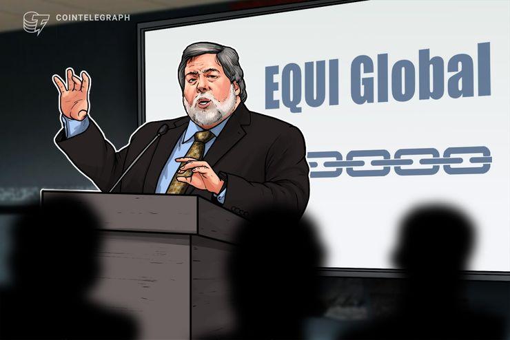 Steve Wozniak, criador da Apple, se torna cofundador da EQUI Global