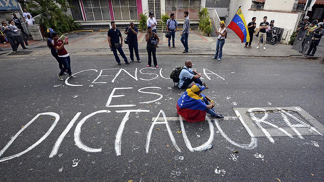 Google testa aplicativo anticensura na Venezuela