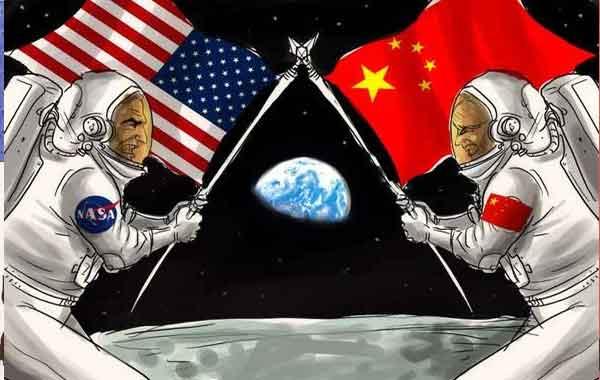 Elon Musk e Jeff Bezos podem perder a corrida espacial para os chineses