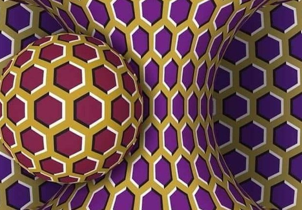 A estranha imagem 'que se move' e intriga a internet