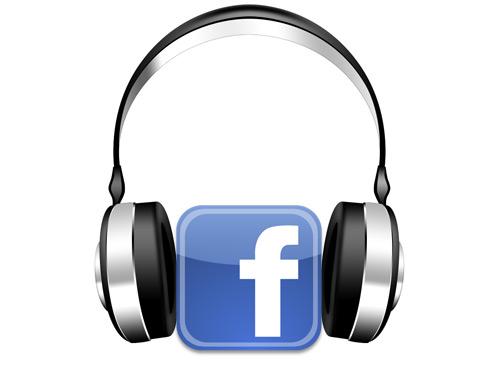 Facebook vai permitir incluir música em perfis