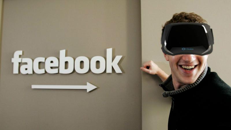 Dúvidas na vida real limitam realidade virtual no Facebook