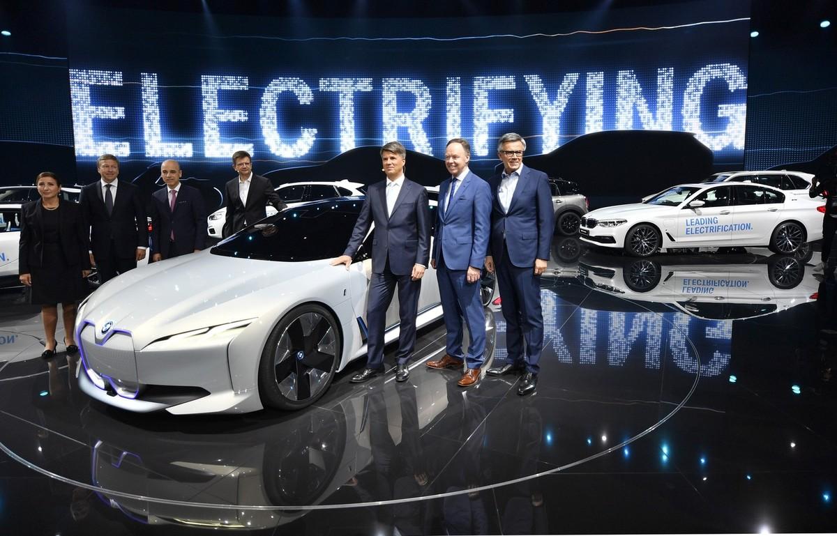 BMW cria empresa de reciclagem de baterias de veículos