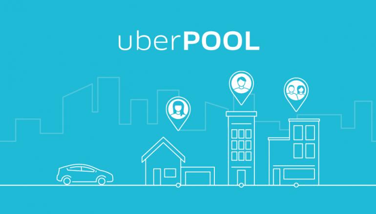 UberPool será descontinuado para oferecer nova forma de viagens compartilhadas