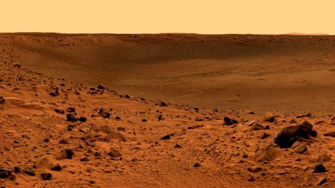 Estudo confirma possibilidade de vida em Marte